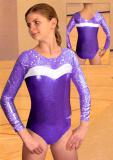 Gymnastick� dres z�vodn�