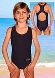 Dívčí plavky jednodílné plavecké