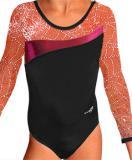 Gymnastický dres závodní vel.140- ihned k odeslání