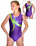 Gymnastický dres závodní vel. 150 -Ihned k odeslání