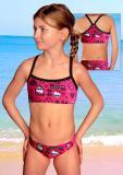 Dívčí plavky dvojdílné