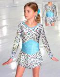 Krasobruslařské šaty - trikot