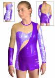 Dres na moderní gymnastiku - trikot vel.130