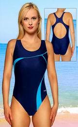 Dámské plavky plavecké - zvìtšit obrázek