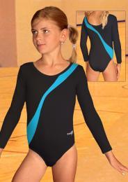 Gymnastický dres - zvětšit obrázek