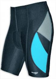 Pánské cyklistické kalhoty s elastickou vložkou vel. XXL
