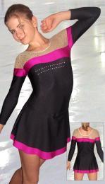 Šaty krasobruslaøské - trikot