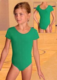 Gymnastický dres se vzorkem