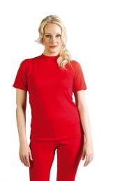 Dámské funkční triko Coolmax - červené - zvětšit obrázek