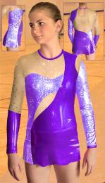 Dres na moderní gymnastiku - trikot