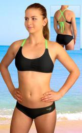 Dívčí plavky dvojdílné - zvětšit obrázek
