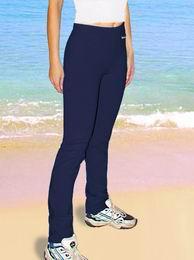 IHNED Elastické kalhoty rovné vel.XL
