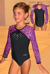 Gymnastický dres závodní - zvětšit obrázek