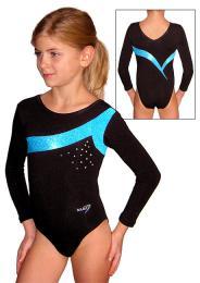 Gymnastický dres závodní - zvìtšit obrázek