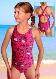 Dívčí plavky jednodílné - zvětšit obrázek