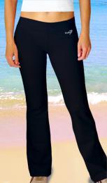 Elastické kalhoty zvonové- èervená barva vel.M - ihned k odeslání
