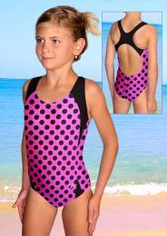 Dívèí plavky jednodílné vel.150- ihned k odeslání