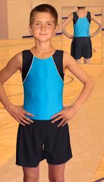 Gymnastické šortky chlapecké