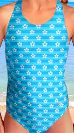Dívèí plavky jednodílné vel.130- ihned k odeslání