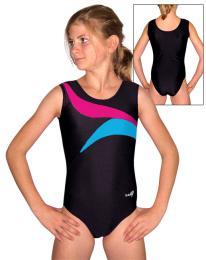 Gymnastický dres vel. 160 - ihned skladem - zvětšit obrázek