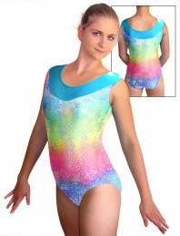 Gymnastický dres závodní vel. 150-Ihned k odeslání