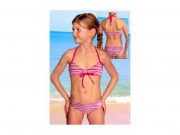 Dívèí plavky dvojdílné - vel.120- ihned k odeslání