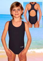 Dívèí plavky jednodílné vel.160- ihned k odeslání