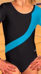 Gymnastický dres závodní vel. 160 -Ihned k odeslání