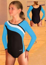 Gymnastický dres vel. 140 -Ihned k odeslání
