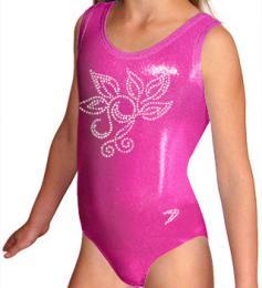 Gymnastický dres závodní vel. 120 -Ihned k odeslání