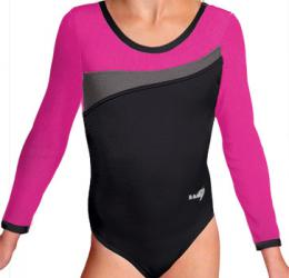Gymnastický dres - vel. 130 skadem ihned k odeslání - zvìtšit obrázek