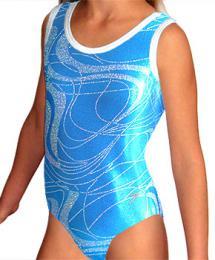 Gymnastický dres - vel. 130 skadem ihned k odeslání