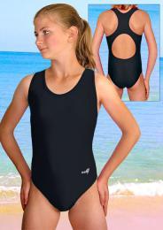 Dívèí jednodíloné plavky- vel. 140 ihned k odeslání