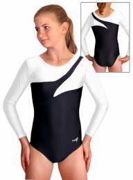 Gymnastický dres - vel. 120 skadem ihned k odeslání - zvìtšit obrázek