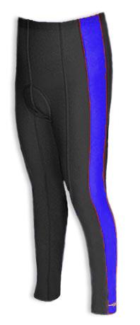 Pánské cyklistické kalhoty bez vložky vel.XL